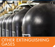 Fire Detection Systems Berkshire - Other Extinguishing Gases