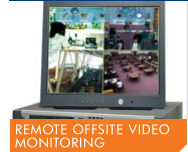 CCTV Systems - Remote monitoring