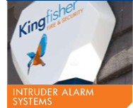 Burglar Alarm and Intruder Alarm Systems in Surrey